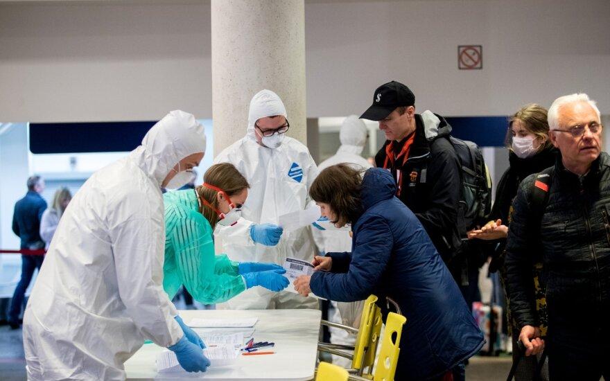 Lietuvos piliečiai specialiais skrydžiais grįžta iš Dublino, Balio, Stambulo, Oslo