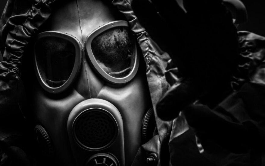 Žemynos progimnazijos patalpose pavojingų cheminių medžiagų nerasta