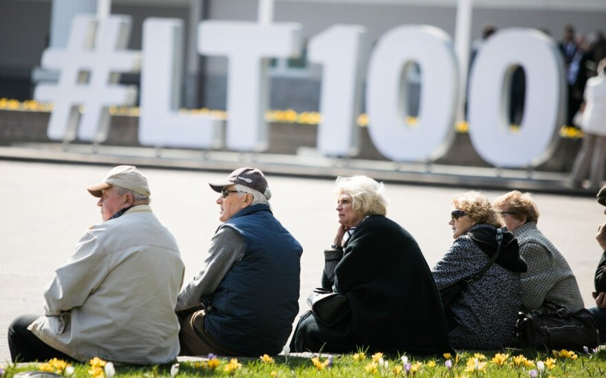 Lithuanian central bank says increase in retirement age 'inevitable'