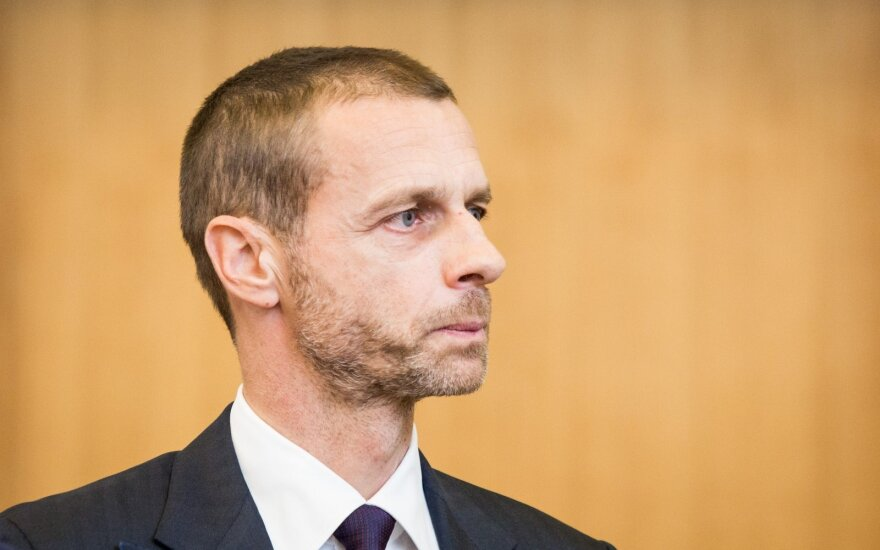 Aleksander Čeferin