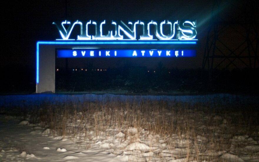 Vilniuje beliks penkios seniūnijos