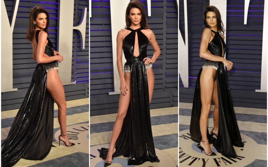 Kendall Jenner suknelė