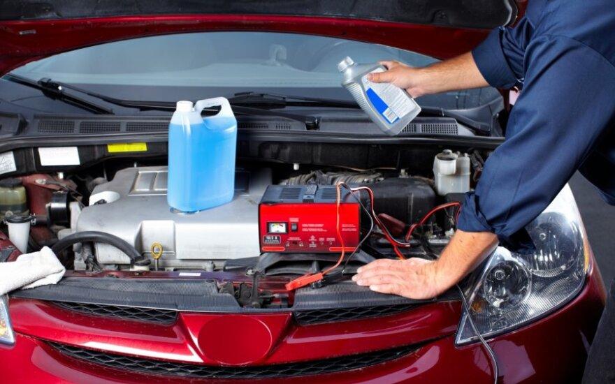 5 svarbiausi automobilio priežiūros aspektai