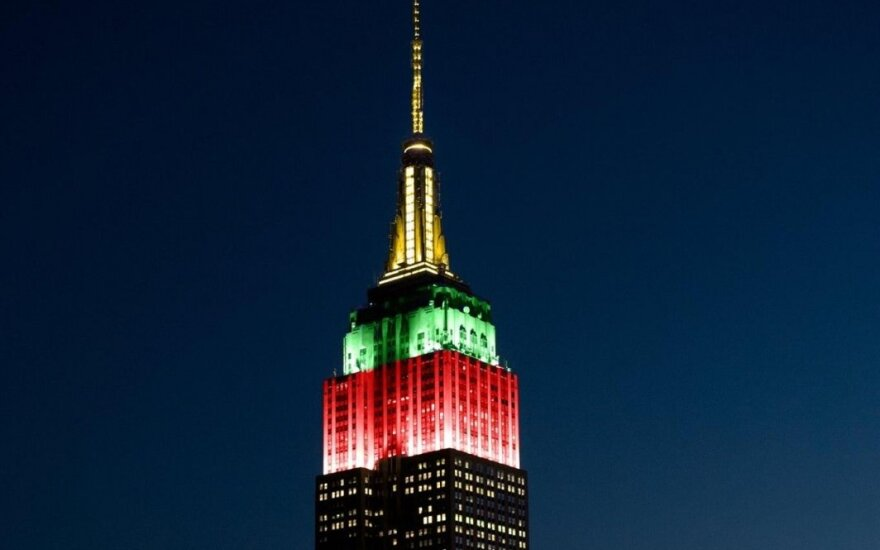 """""""Empire State"""" dangoraižis"""