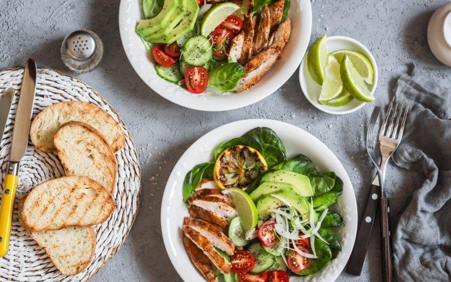 10 sveikos mitybos patarimų: pernakt nepasikeisite, bet naujais pokyčiais džiaugsitės pamažu