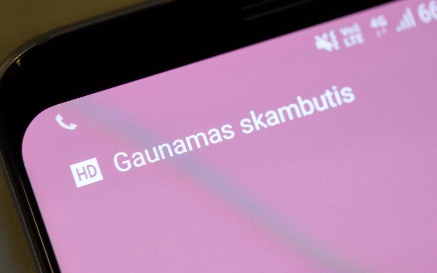 Lietuvoje prasideda naujos kokybės skambučių era