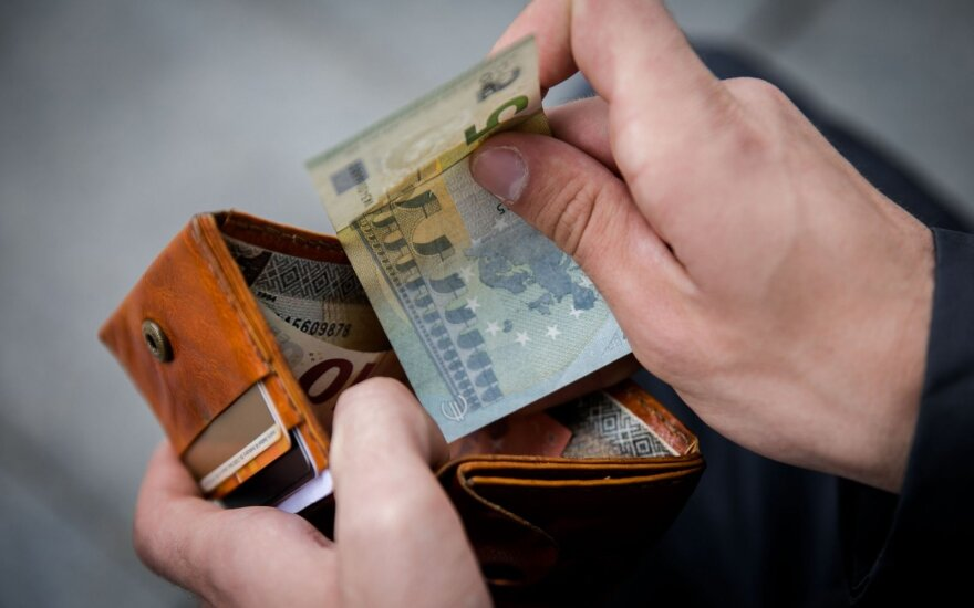 Ministerija skelbia 3 priemones pensininkų skurdui mažinti