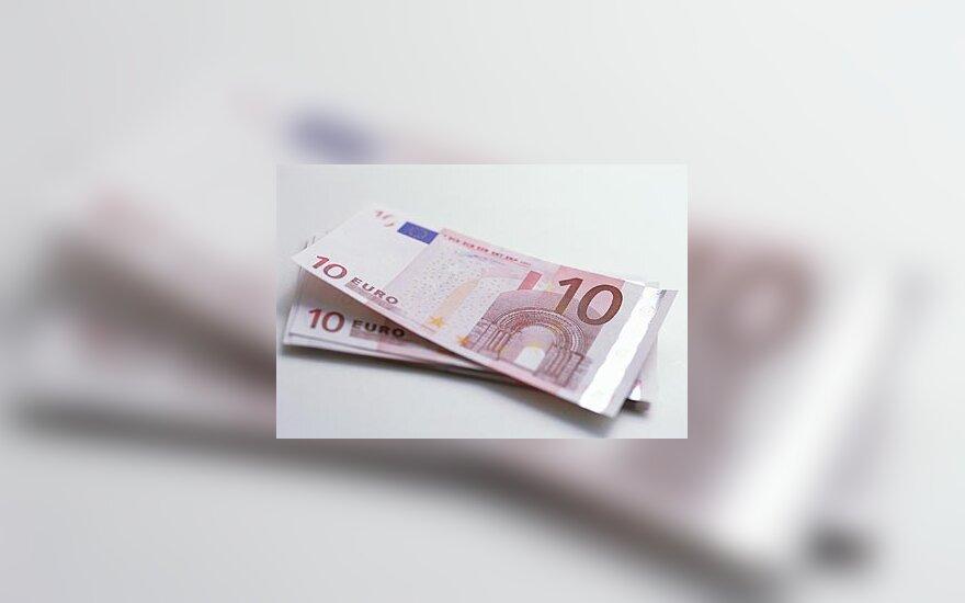 Eurai, pinigai, banknotai