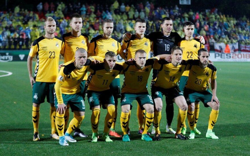 Lietuva - Anglija
