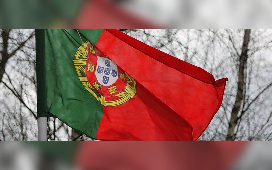 Susiklosčiusi padėtis Portugalijoje stūmė pasaulinius akcijų indeksus neigiama linkme
