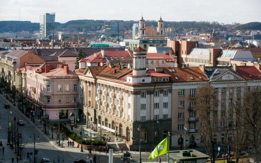 Vilniaus centre – eismo ribojimai