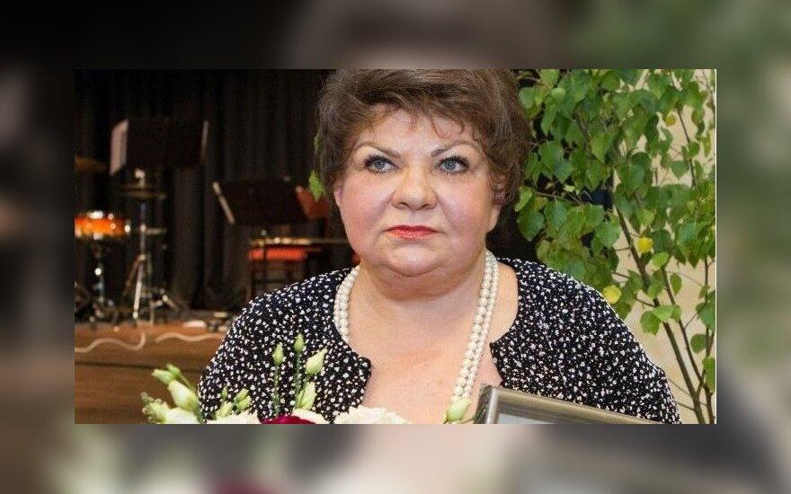 Direktorė N. Gulbinienė