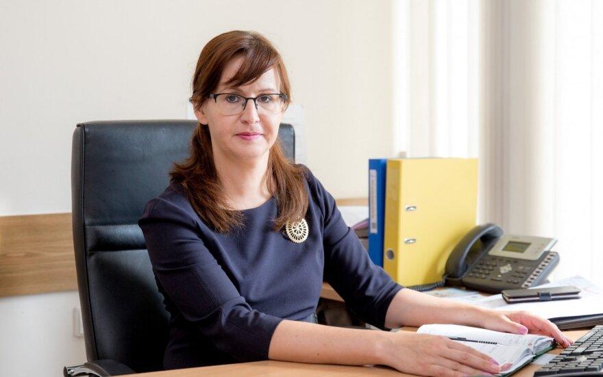 LR Sveikatos apsaugos ministro patarėja Nendrė Černiauskienė
