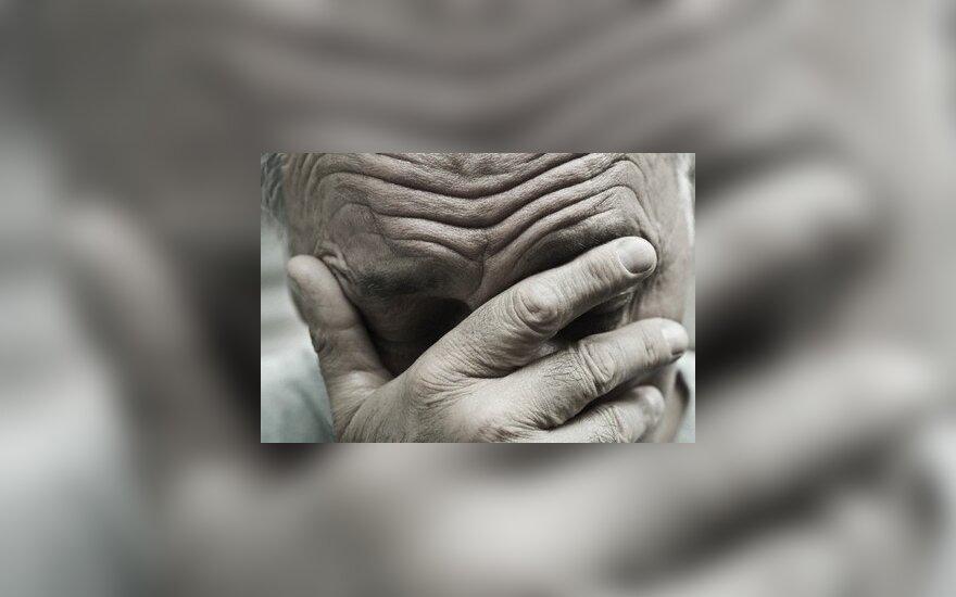 Beveik trečdalis šalies gyventojų – pensininkai, neįgalieji ir bedarbiai