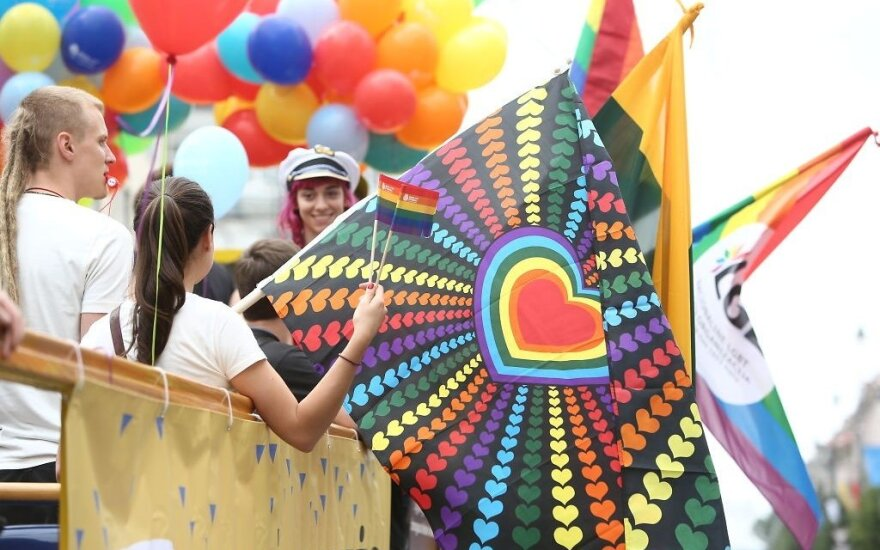 Baltic Pride 2016 festival kicks off in Vilnius