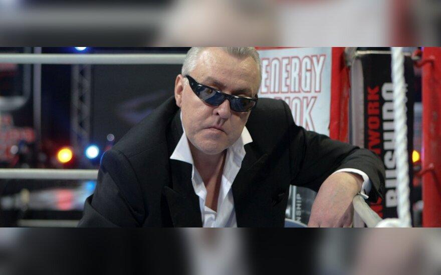 """Saulius Siparis               """"Lietuvos ryto TV"""" nuotr."""