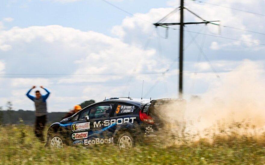 WRC etapas Lietuvoje – fiasko, neišnaudotos galimybės ar pavykęs renginys?