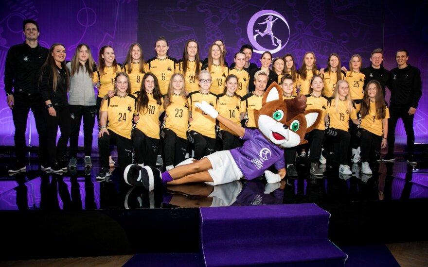 Merginų Europos čempionato organizatorius atviras: galbūt nesame futbolo šalis, bet turime futbolu gyvenančius žmones