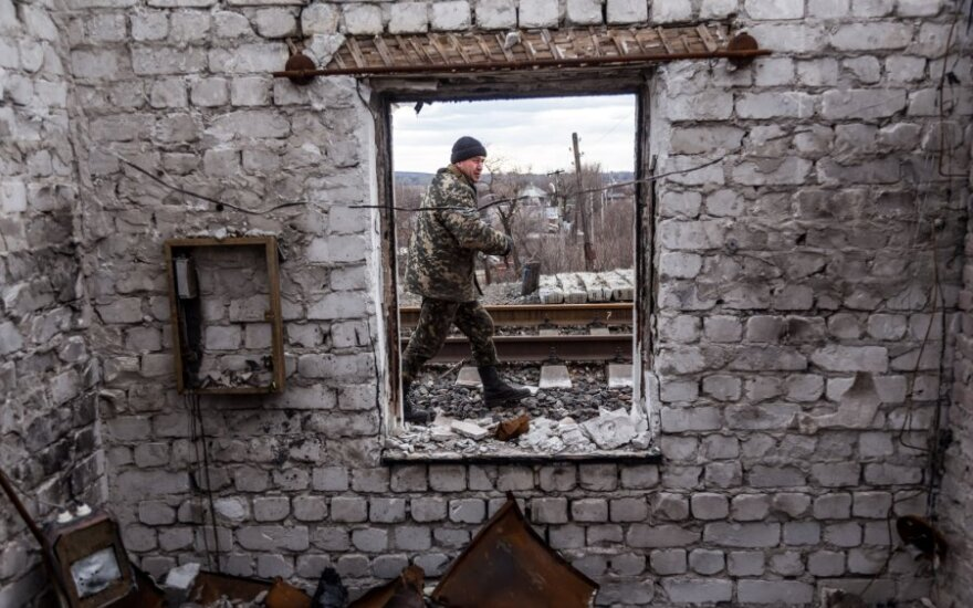 Luhansko separatistai šnipinėjimu apkaltintam latviui skyrė ilgą įkalinimo bausmę