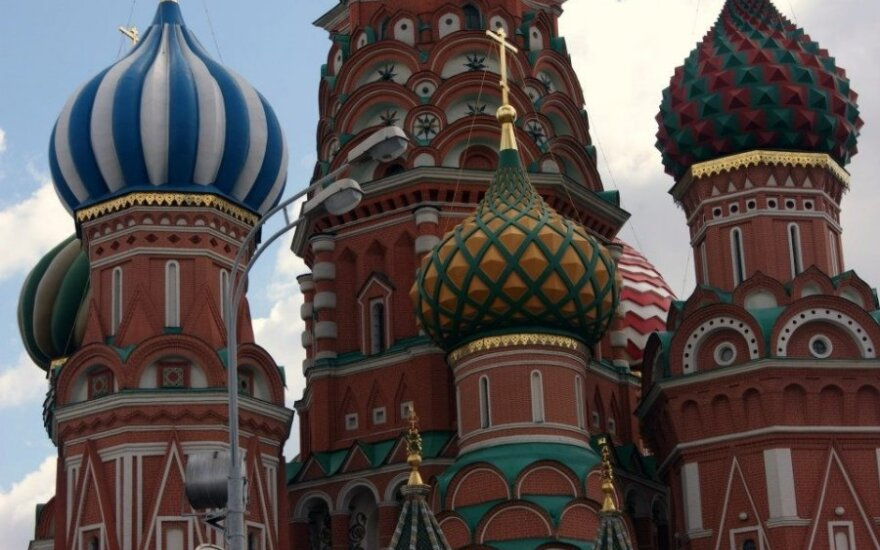 Pasigrožėkite, tokių Maskvos nuotraukų jūs dar nematėte