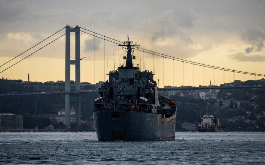Tartuso uostas Sirijoje