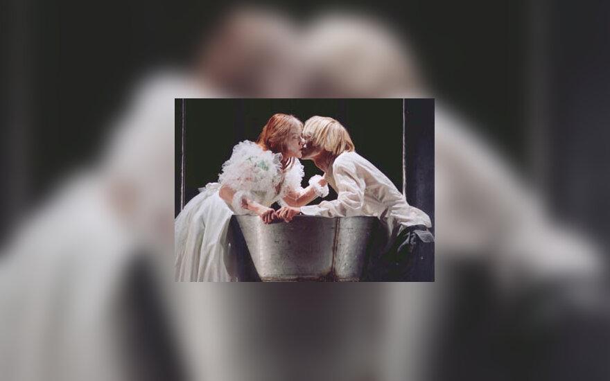 """""""Įstabioji ir graudžioji Romeo ir Džuljetos istorija"""""""
