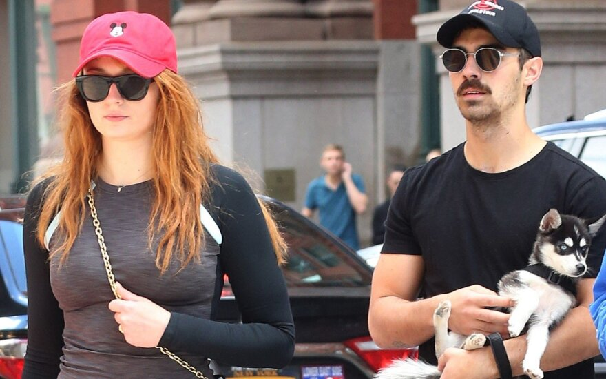 Joe Jonas ir Sophie Turner
