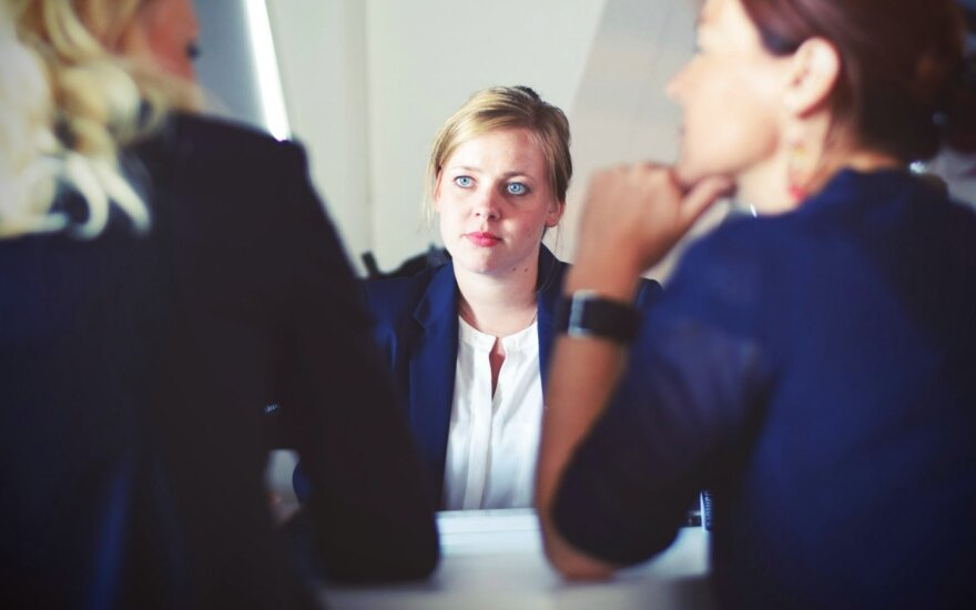 Metinis pokalbis – laukti ar bijoti?