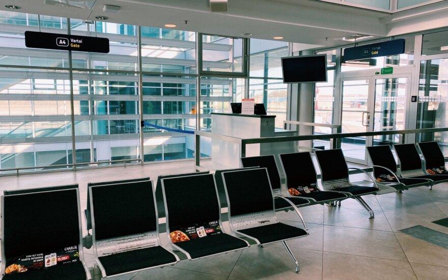 Lietuvos oro uostai gerina prognozes: tendencijos – optimistiškesnės nei tikėtasi