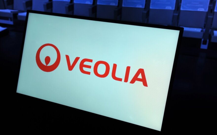 """Teismas nepriėmė nagrinėti 240 mln. eurų ieškinio grupei """"Veolia"""""""