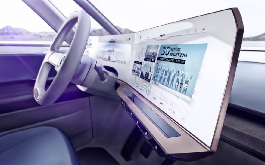 """Specialistų nuomonė – gražiausias pasaulyje yra """"Volkswagen"""" salonas"""