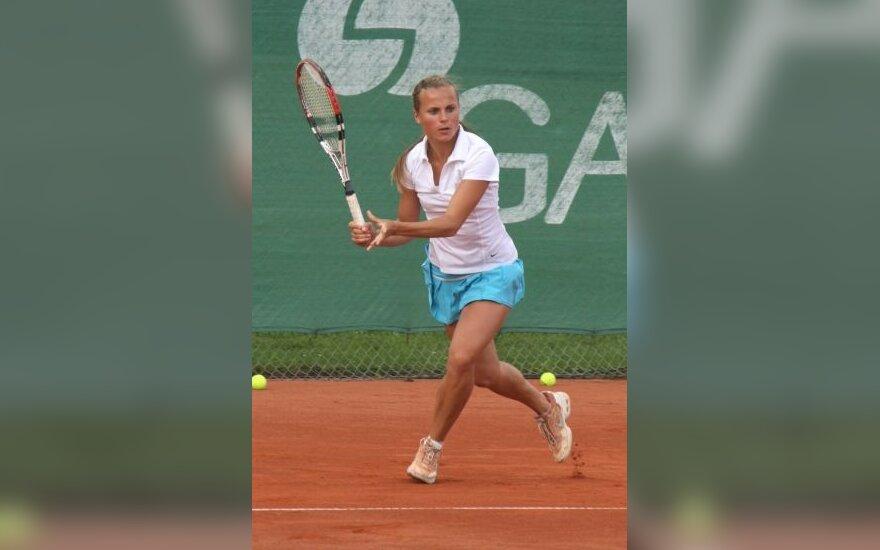 L.Stančiūtė pateko į turnyro Lenkijoje aštuntfinalį