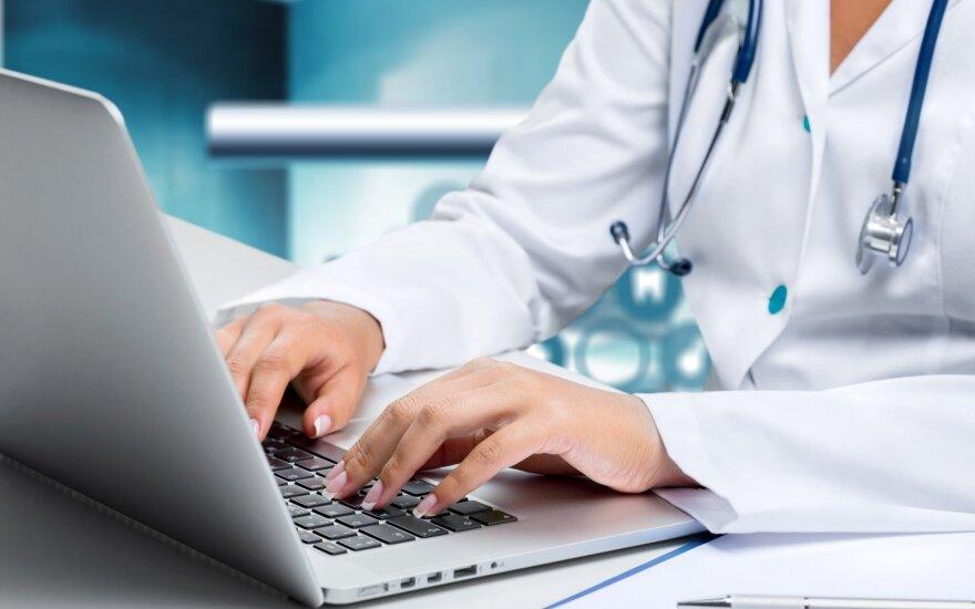 Išnarstė e.sveikatos sistemą: kelerius metus nejudintas problemas atiduoda prokurorams