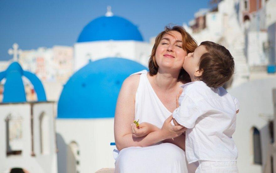 7 mamų patarimai, kaip pailsėti per atostogas su vaikais