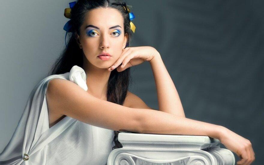 Kaip ir kuo savo grožį puoselėjo graikų deivės?