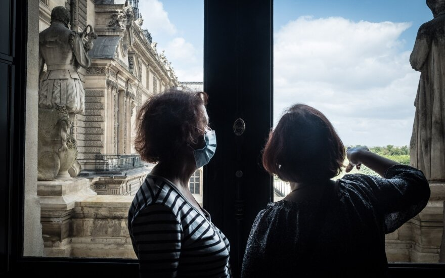 Prancūzijos mokslininkai: bet kurią akimirką gali prasidėti scenarijus, kurį suvaldyti bus daug sunkiau