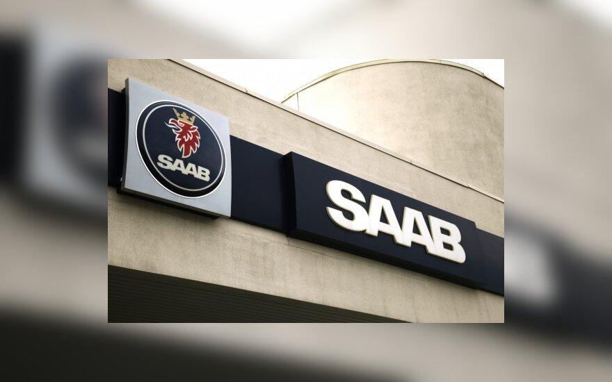 """Į kovą dėl """"Saab"""" įsitraukė nauji kandidatai"""