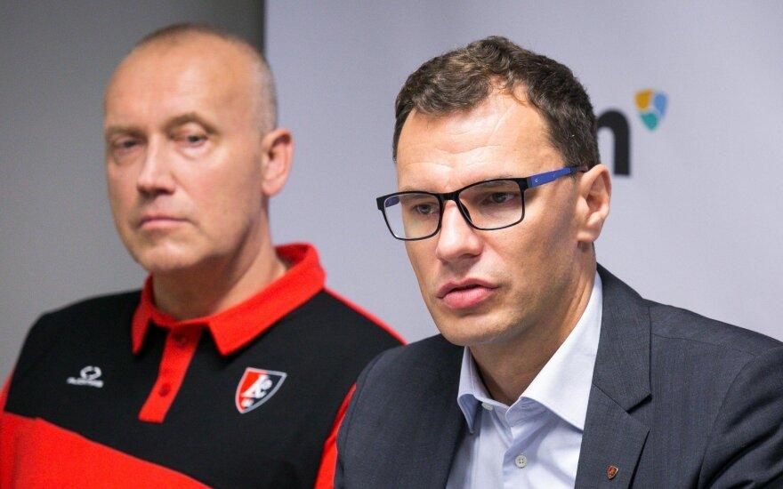 Rimas Kurtinaitis, Darius Gudelis