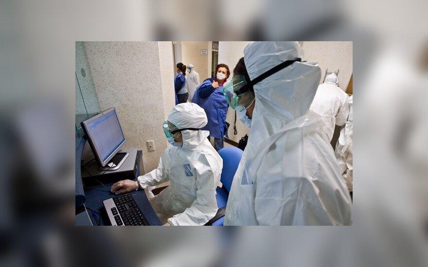 Kiaulių gripo vakciną bandys Lietuvoje? (atnaujinta)