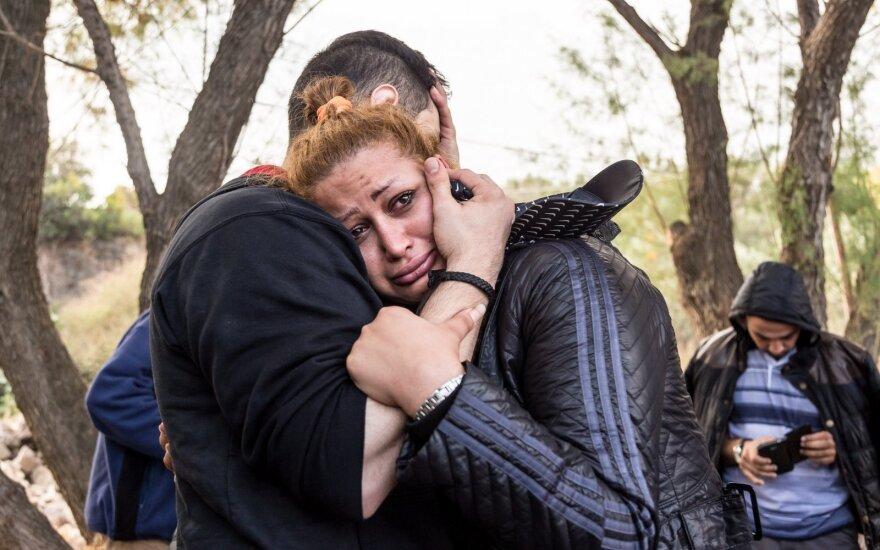 Sudarė veiksmų planą dėl pabėgėlių: Turkija taps labai svarbi
