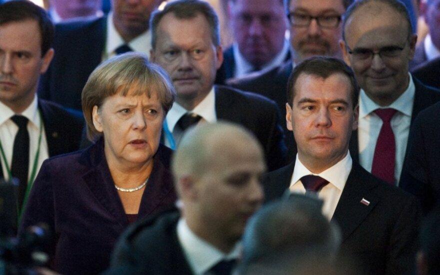 "Vaičiūnas: ""Nord Stream 2"" – grėsmė ES solidarumui"