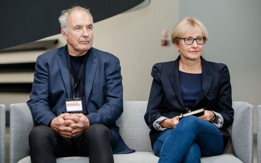 Viktoras ir Danguolė Butkai