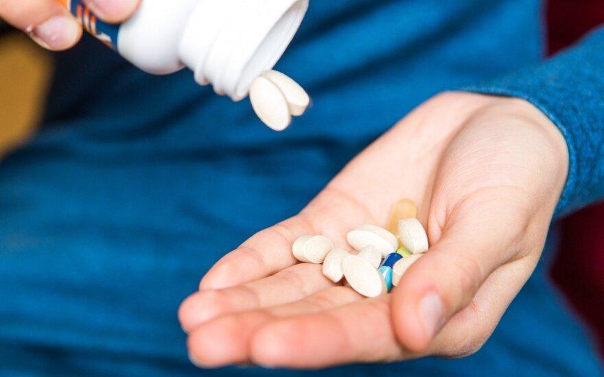 Pasiūlymas Verygai: ar ne laikas leisti spręsti gydytojui, koks vaistas geriausias?
