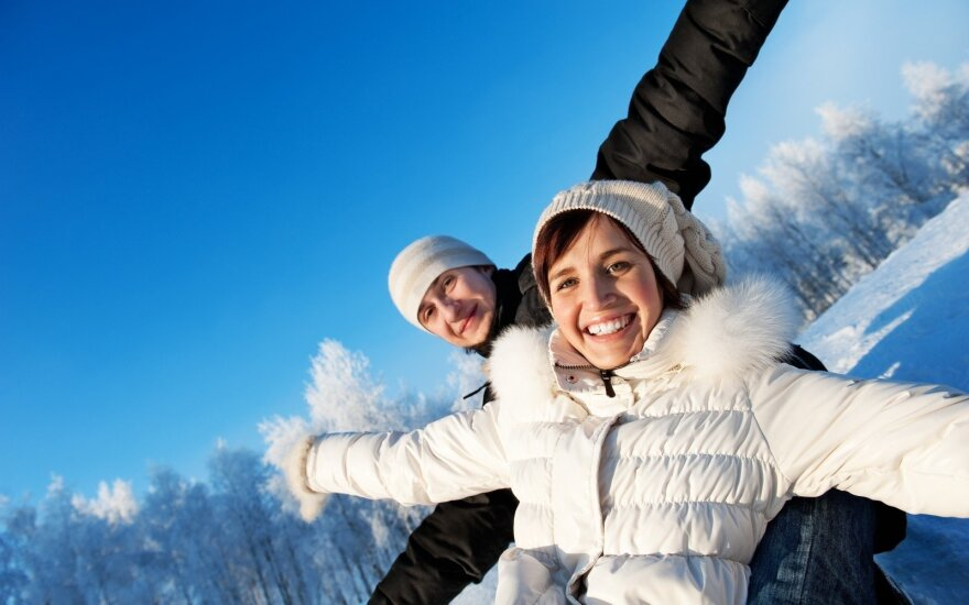 Neapsigaukite: drėgna žiema sveikatai daug pavojingesnė už šaltą
