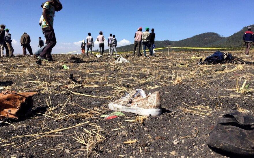 """Ethiopian Airlines"" lėktuvo katastrofa"