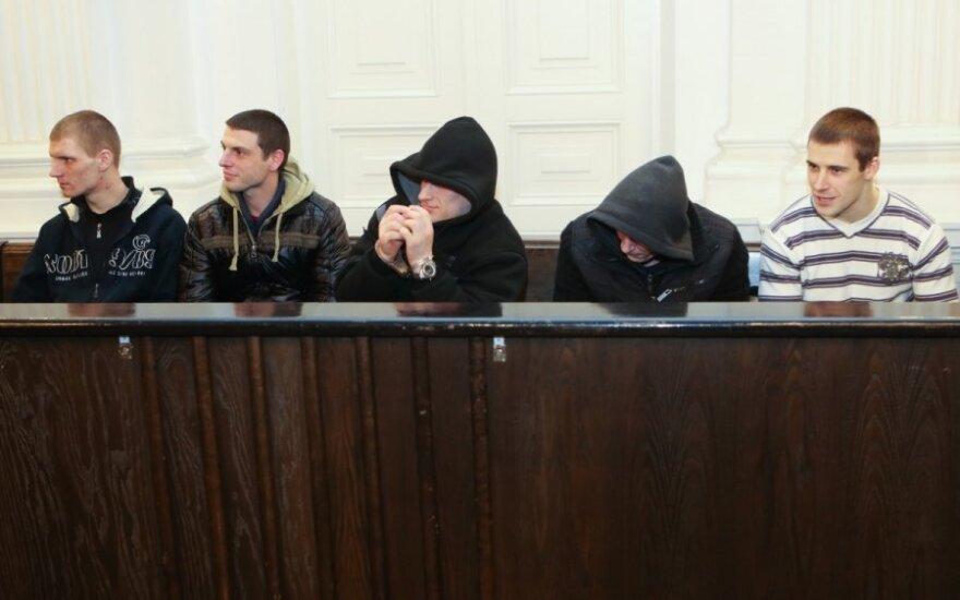 Griežta hierarchija neišgelbėjo garsios Vilniaus gaujos nuo griūties