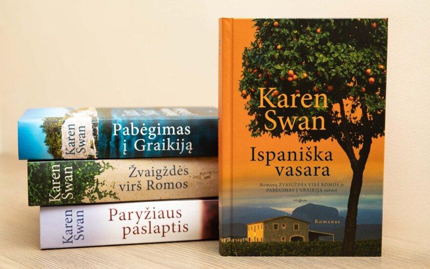 Karen Swan knygos