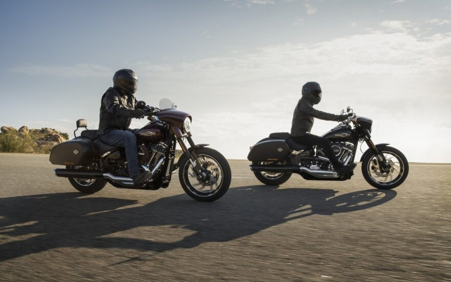 """Harley-Davidson Sport Glide"""