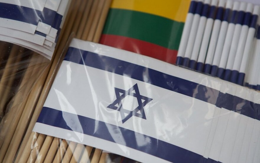 Lithuania presents initiatives for Lithuanian-Jewish rapport in New York