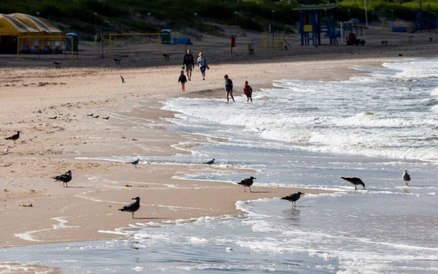 Grįžęs prie Baltijos jūros laimės nerado